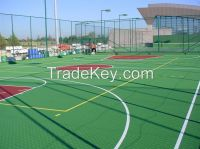 ACRYFLEX-T Indoor and Outdoor Acrylic Tennis Court