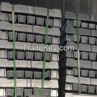 High Quality Aluminium Ingot 99.70% with SGS/CIQ