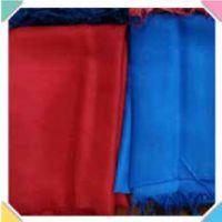 Plain Dyed Silk Shawls - Scarves
