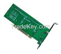TE430P Quad Span PCI T1/E1/J1 Card, Asterisk card, TE405P, ISDR Card, TE420P