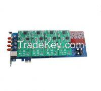 GSM Asterisk PCI-e card GSM800E for GOIP system GSM Gateway