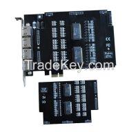 TE820E Octal Span E1/T1 Digital PCI-e ISDN PRI Card SS7