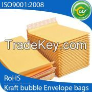 Kraft bubble bags