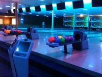 Bowling alley equipment for sale