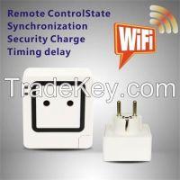 WiFi Smart  EU-Plug Socket