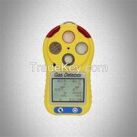 HuaFan portable compound gas alarming detector