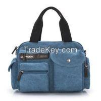 2016 hot sale vintage canvas handbag