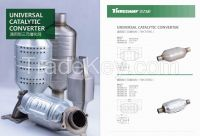 catalytic converter &muffler