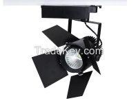 Verluisant LED Track Light 30W Epistar COB LED CRI>80 IP40