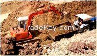 Processed Bentonite Powder/Lumps