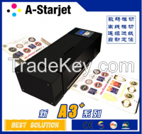 A-Starcut Digital Label Cutting Machine, A3+ Size, Auto Sheet Fed