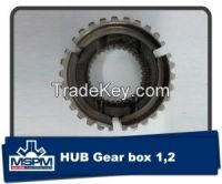 hub  spacer bush  insert