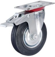 Total Brake Industrial Caster