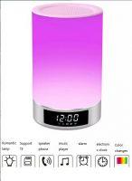led Bluetooth speaker lamp