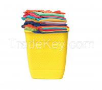 hot sale plastic laundry basket picnic basket shopping basket made in china