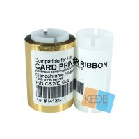 For Hiti CS200-Gold compatible card printer Ribbon