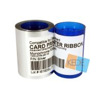 For Datacard SP50 metallic silver compatible card printer ribbon