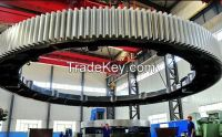 High Precision Rotary Ring Gear