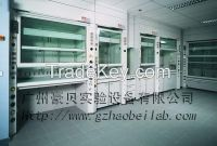 Resistant to High Temperatures Laboratory Fume Hood with Modern Appearance