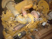 Used Caterpillar 3306DITA Good Tested Diesel Engine