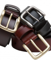 High Quality Leather Belts for Men's