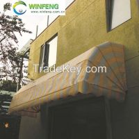 FS-500 French Door Shelter Awning