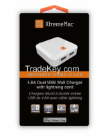 Xtrememac Incharge Home/Travel Charger