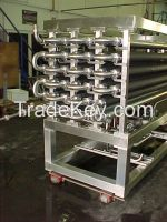 Heat exchangers / Lofators.