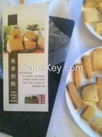 Islamic Shangri-La hard cheese made from the milk of yaks
