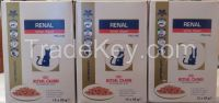 Royal Canin Renal With Beef wet Dogs  Food