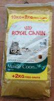 Royal Canin mian coon Dry cats  Food