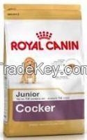 Royal Canin Junior Cocker Dry Dogs Food