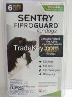 sentry-fiproguard-ticks--fleas-treatment-generic-frontline for Medium dogs