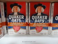 100% Natural Whole Grain Old Fashion Quaker oats