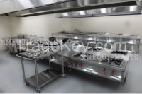 commercial kitchen equipments and hotel equipments manufacturers