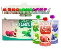 Fruit Water Jelly Drink Set