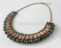 Colette stone necklace/choker