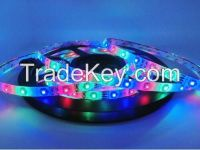 LED Strip, Waterproof, 5m 300 LED 3528 SMD 12V flexible light 60 led/m, w