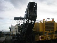Used (substacially all new before use) Wirtgen W100i