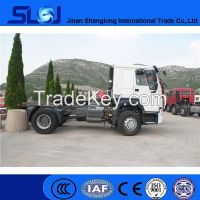 HOWO A7 tractor 4x2 High Floor, lengthen