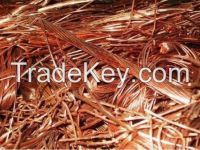 Copper Scraps 99.99% Scrap metal Copper Scrap