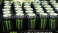 monster.....energy...drink 500ml can, red buls 250ml can energy drink