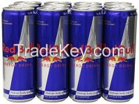 250ml Complex Red Energy Drinks Available From Austria