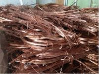 Copper Wire Scrap 99.99