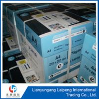 Sell Best Quality Double A A4 Copier Paper( 80gsm, 75gsm, 70gsm)