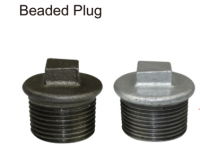 factory supply galvanized beaded plug 290