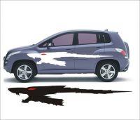car sticker, auto magnet decal, bumper sticker, sunshade sticker