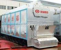 Eco-friendly biomass fired boiler for sale