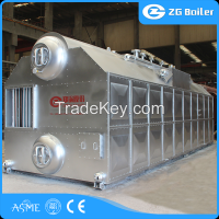 Industrial water tube biomass boiler for sale