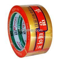 BOPP Adhesive Packing Acrylic Tape Made In Korea